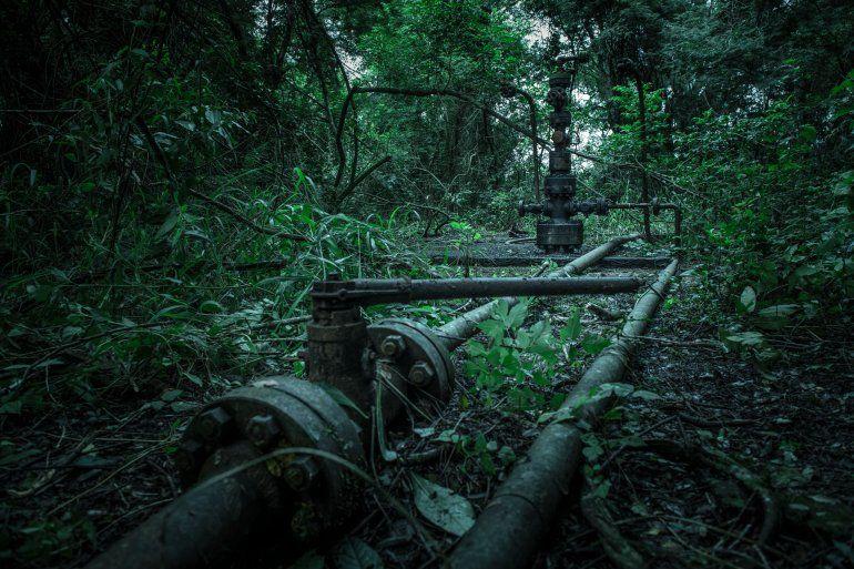 Cierran el yacimiento petrolífero del Parque Nacional Calilegua