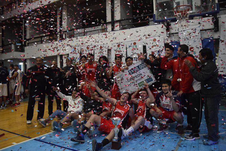 Gorriti es el campeón de la Copa Jujuy de básquet