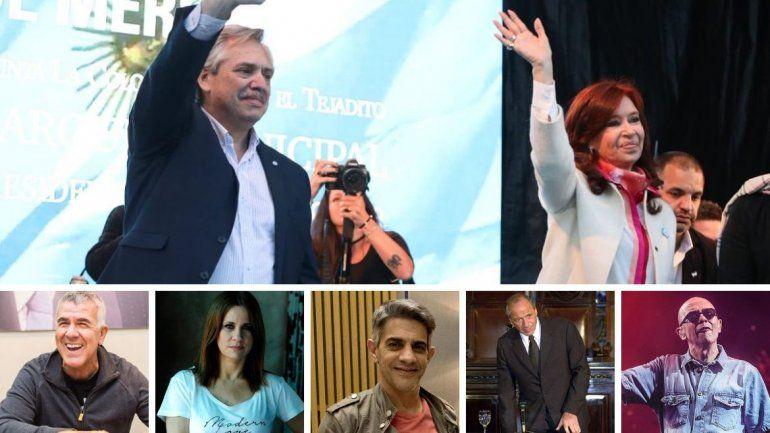 La dura carta de personalidades K contra Macri: Nuestro país está en peligro