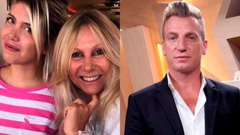 Ana Rosenfeld: Maxi López hace 10 meses que no paga la cuota de alimentos