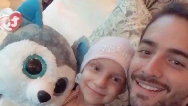 Maluma solidario: tuvo un gesto muy especial con una niña argentina que padece cáncer