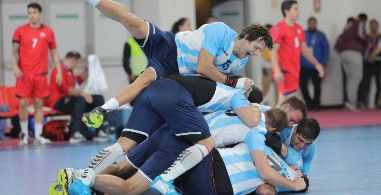 Panamericanos Lima 2019: Argentina se quedó con el oro en Handball