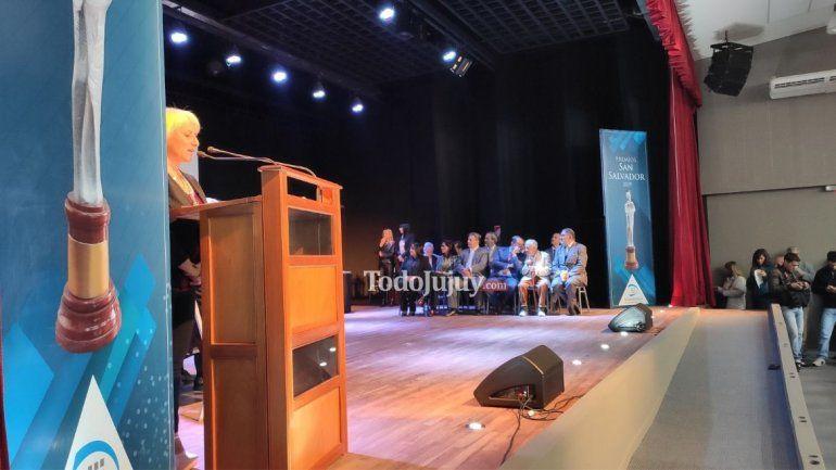 Entregaron los Premios San Salvador a 23 jujeños destacados