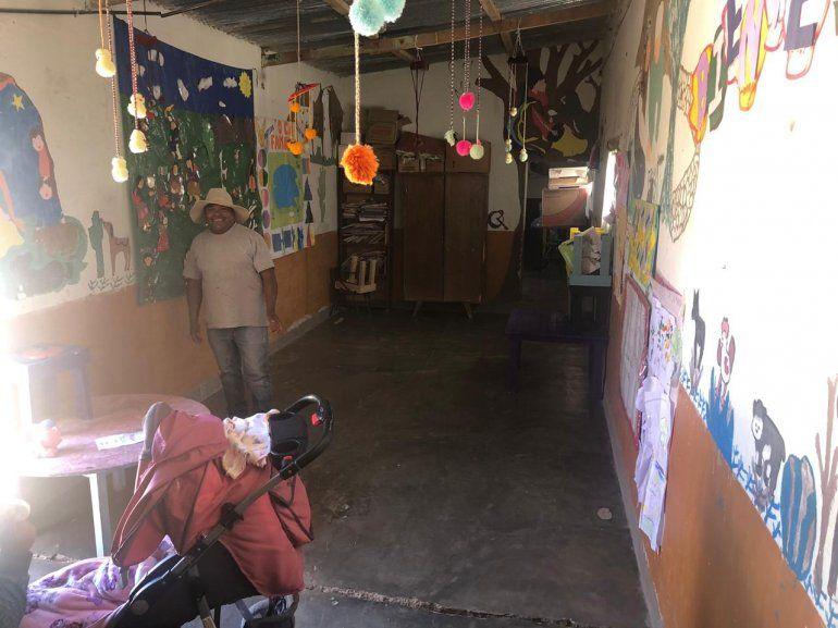 La comunidad de Sausalito contará con un comedor gracias al Sanatorio Los Lapachos