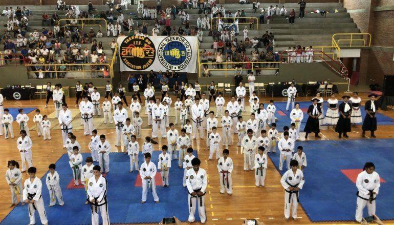 Este sábado se realiza el V Campeonato de Taekwon-Do Provincia de Jujuy