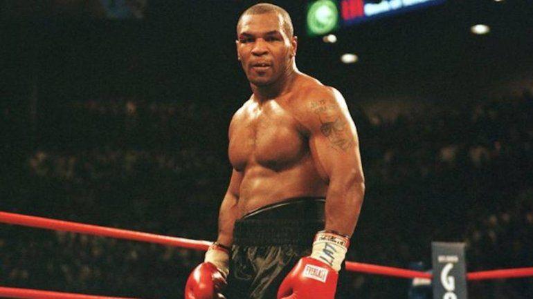 Mike Tyson confesó que usaba un pene falso y orina de sus hijos para pasar controles antidoping