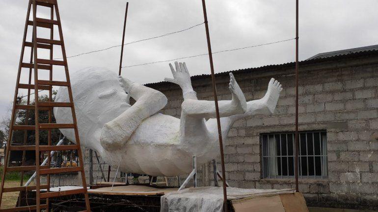 Esta tarde presentarán en Jujuy el bebé pro vida más grande de Argentina