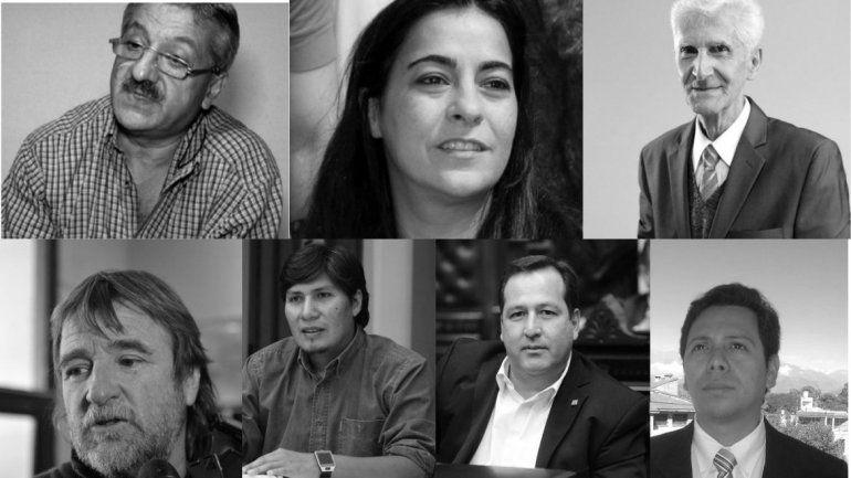 Cerraron sus campañas los precandidatos a diputados nacionales por Jujuy