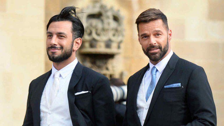 Por primera vez: Ricky Martin mostró la cara de su hija en redes sociales