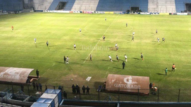 Gimnasia de Jujuy 1-Central Norte 0: El Lobo juega su último amistoso en el 23 de Agosto