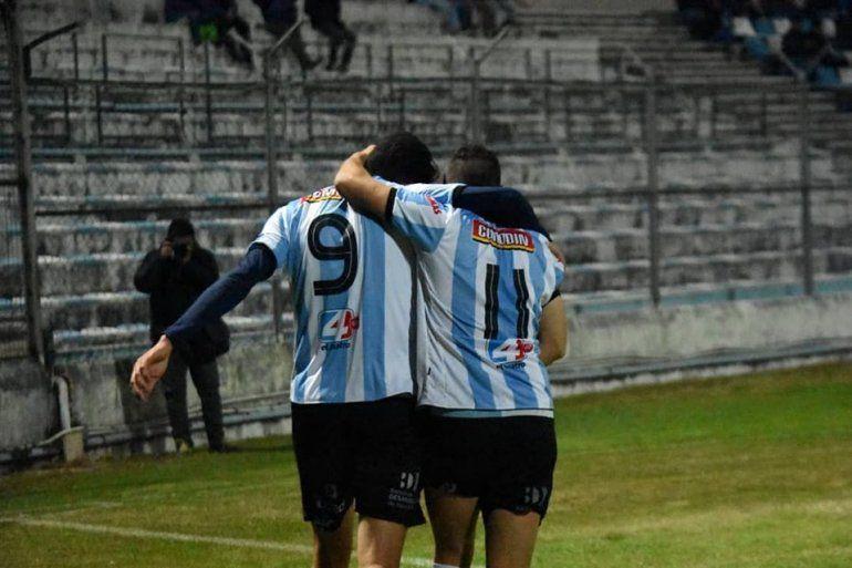 EL Lobo venció por 3 a 1 a Central Norte de Salta en el último amistoso de la pretemporada
