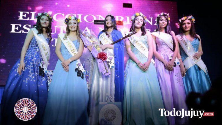 La Escuela Normal Superior coronó a Noelia Sánchez