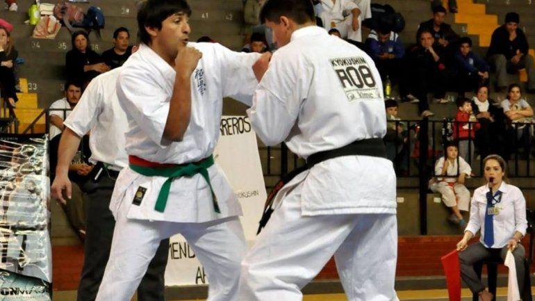 Con el karate en la sangre: papá e hijo representarán a Jujuy en el mundial de Tokyo
