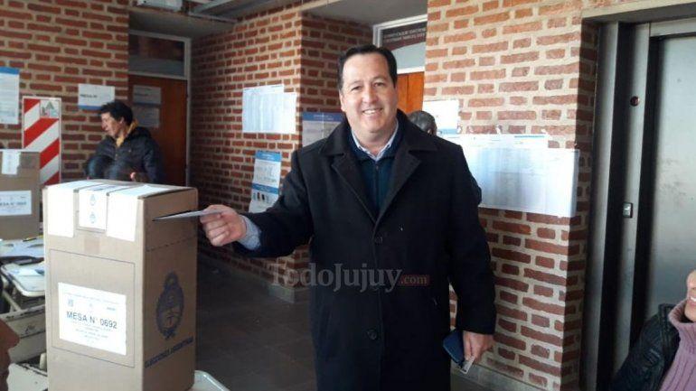 Alejandro Snopek dijo que la gente no sabe que tiene que votar