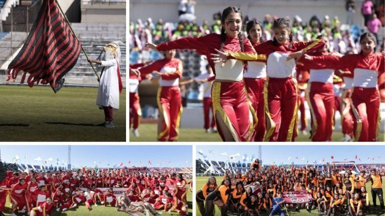 Una marea de jóvenes disfrutaron del primer Sábado Estudiantil en el Estadio 23 de Agosto