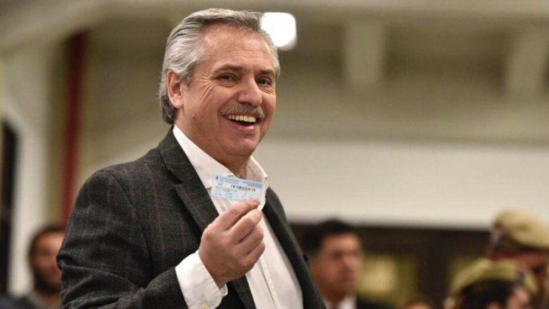 Alberto Fernández: Hay preocupación por el recuento de votos