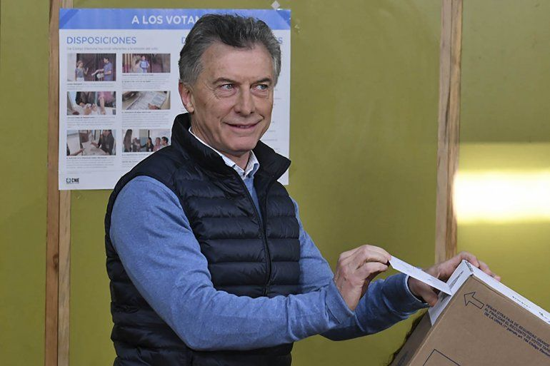 Mauricio Macri: Hoy se definen los próximos 30 años del país