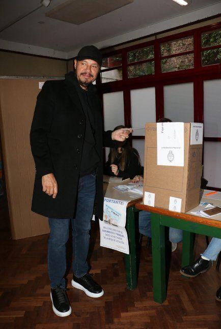 Los famosos fueron a las urnas: looks, perlitas y posteos en medio de las votaciones