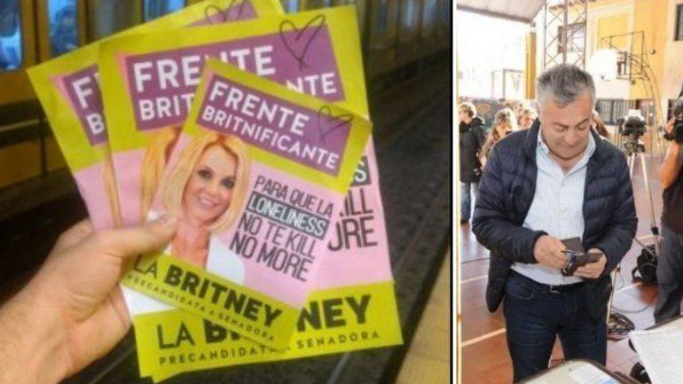 PASO 2019: la boleta de Britney Spears, un gobernador sin DNI y otras sorpresas