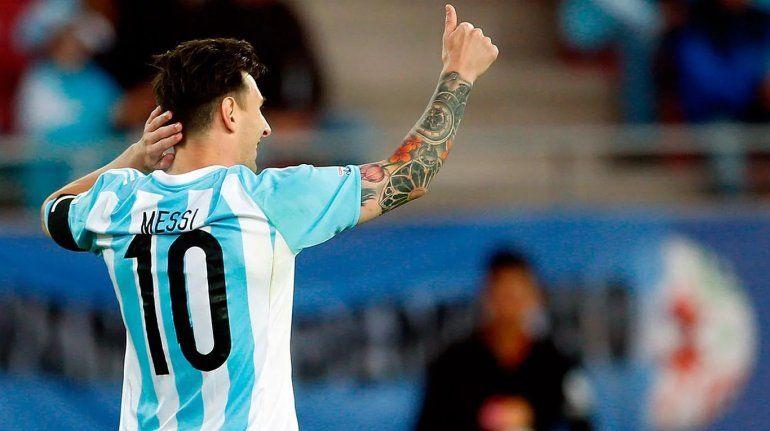 Messi hizo una millonaria donación para Un Sol para los Chicos