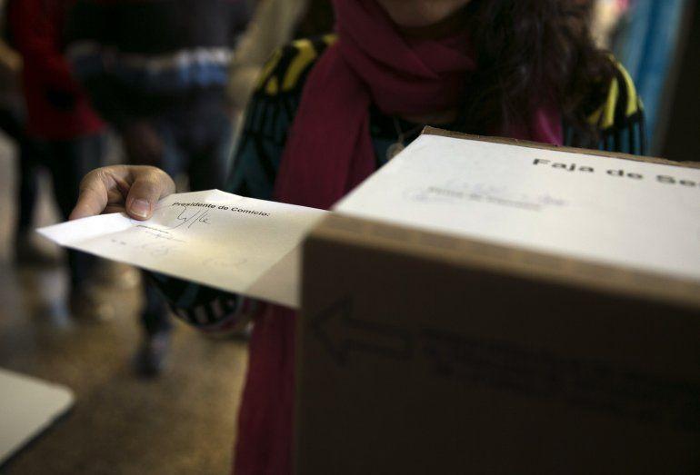 Votación en las PASO