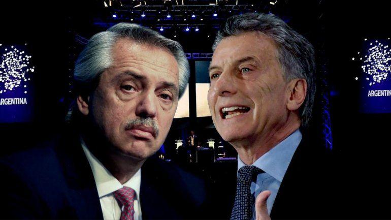 Macri y Fernández finalmente hablaron por teléfono
