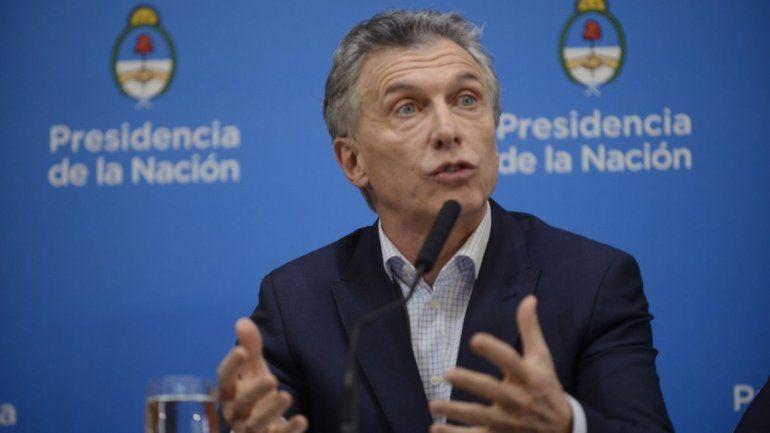Macri: El kirchnerismo no tiene credibilidad en el mundo