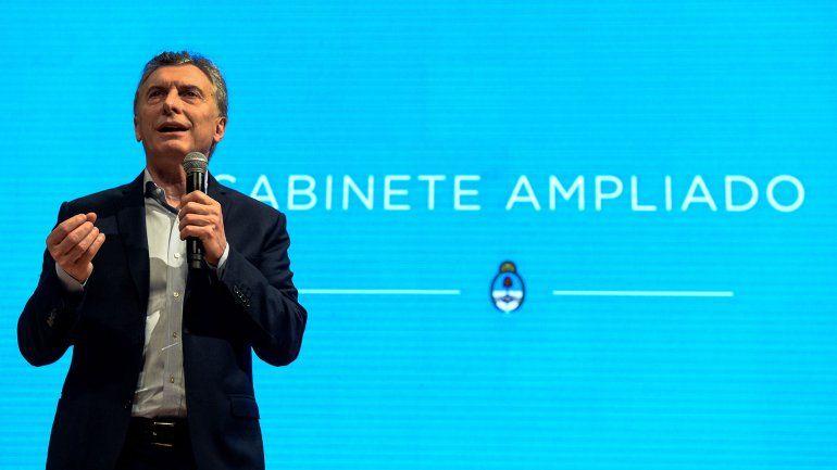 Tras analizar las PASO distrito por distrito, Macri convocó a una reunión de gabinete ampliado