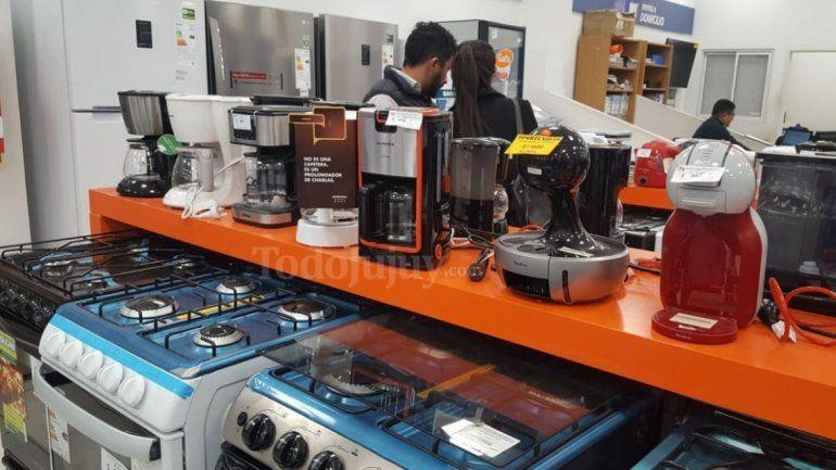 Luego de las PASO, los electrodomésticos subieron entre un 10% y un 15% en Jujuy