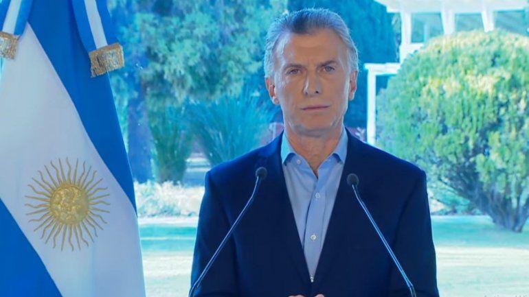 Macri aseguró que sin dialogo no hay progreso y ratificó que seguirá tomando decisiones para dar un respiro al bolsillo