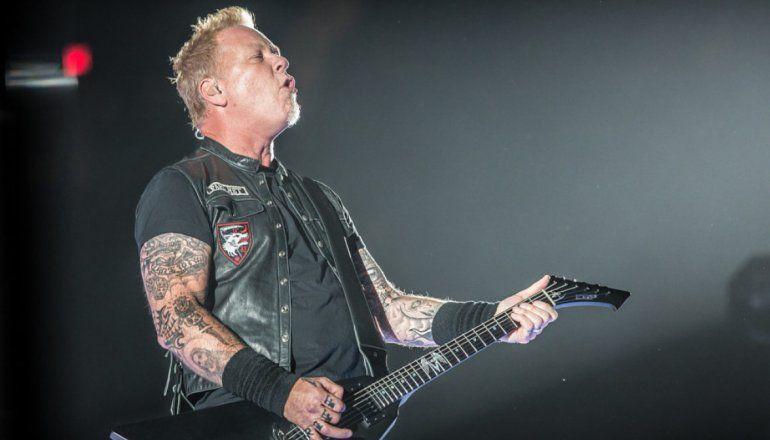 Metallica vuelve a la Argentina en 2020 y con un invitado de lujo
