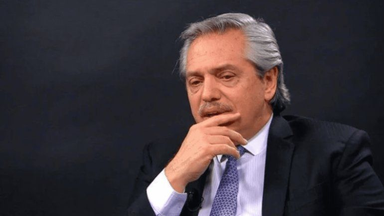 Alberto Fernández: Quisiera que paren de pedir créditos