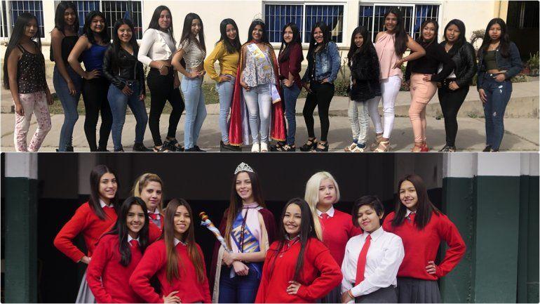 El IPSEL y el Secundario 6 eligen a sus reinas esta noche