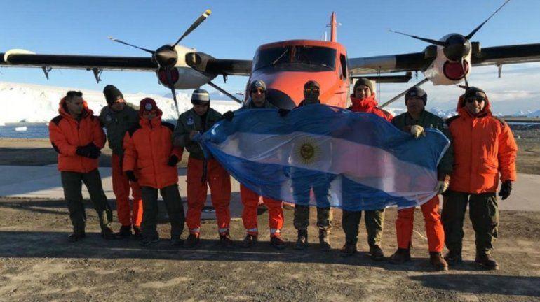 Foto: Prensa Fuerza Aérea
