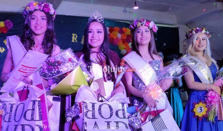 El colegio IPSEL coronó a Ana Rojas como su nueva reina