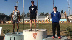 Atletismo: un jujeño se subió al podio en el Campeonato Nacional