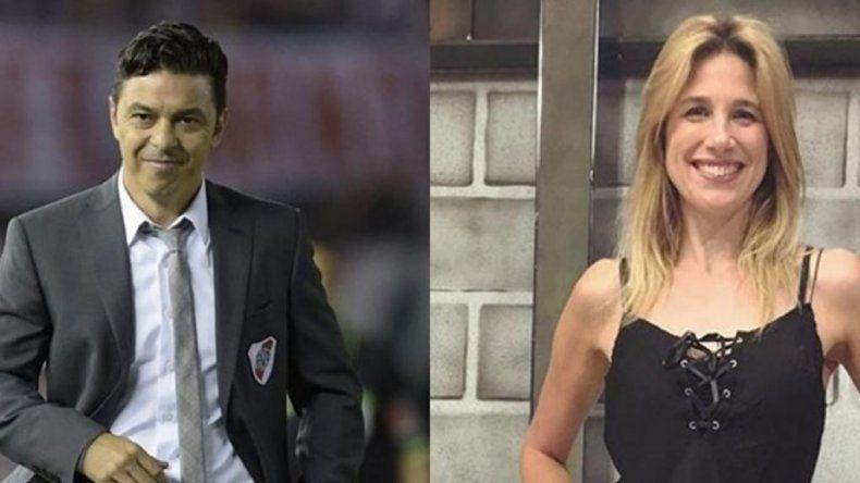 Marcelo Gallardo se habría separado y estaría saliendo con Alina Moine
