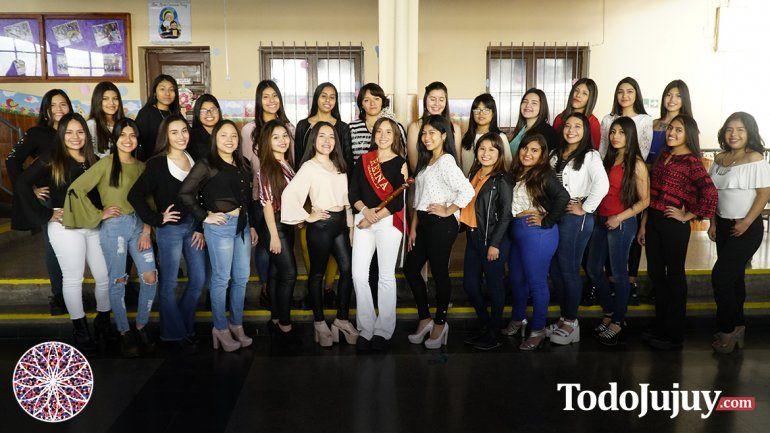 Cuatro colegios de capital eligen hoy a sus nuevas reinas