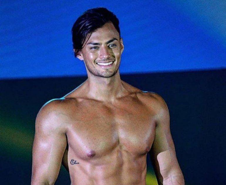 El jujeño Leonardo Díaz Alincastro está en la final del certamen Mr. Mundo representando al país