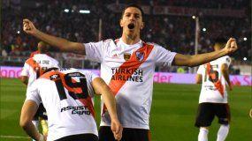 River le gana 2 a 0 a Cerro Porteño y consigue el pase de cuartos de final