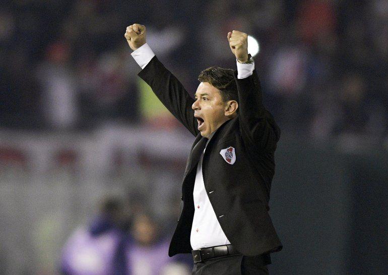 ¿Se va Marcelo Gallardo de River a fin de año?