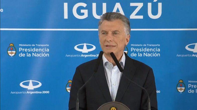 Mauricio Macri luego de las PASO: Escuché a los argentinos