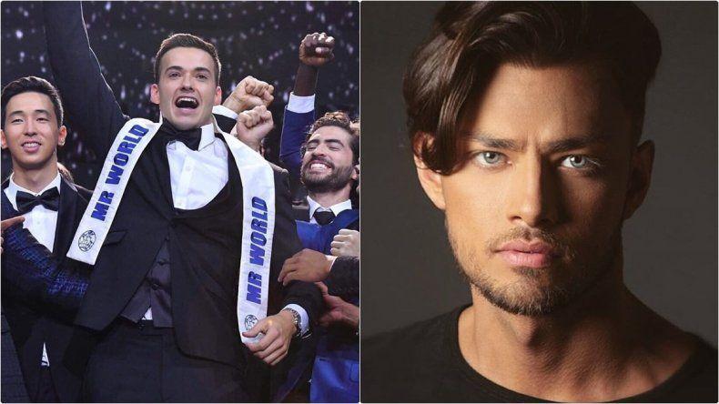Un inglés es el nuevo Mr Mundo y el jujeño Leonardo Díaz quedó entre los 29 finalistas