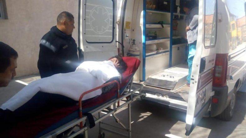 Salta: tiraron una bomba durante una protesta y una intendente terminó internada