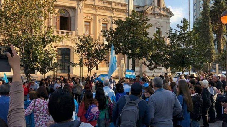 Jujuy marchará por la paz y para acompañar a Morales una gestión más
