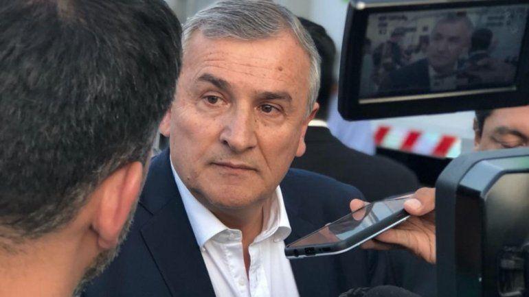 Gerardo Morales: Alberto me llamó más que Macri