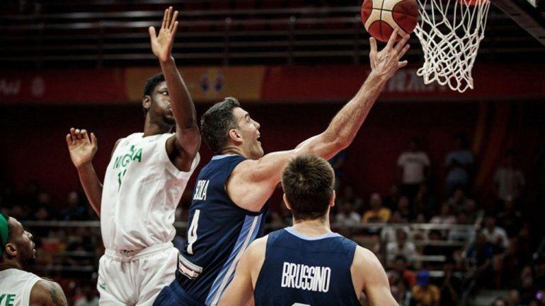 Argentina le ganó a Nigeria y avanza rumbo a otra zona del Mundial de China