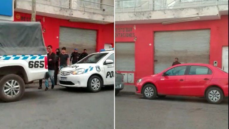 Varias personas fueron demoradas en un after clandestino en barrio Gorriti