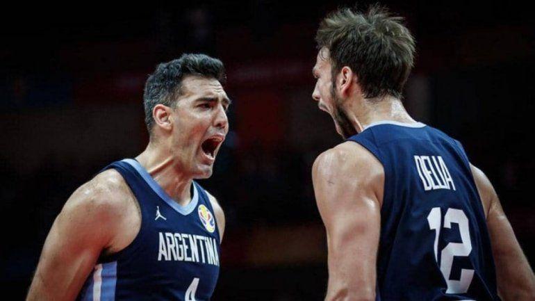 Argentina venció a Rusia por 69 a 61 y terminó primera en su grupo