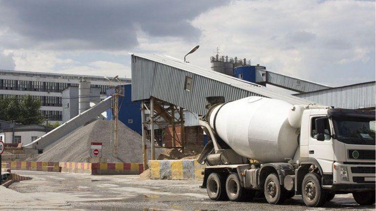Creció por segundo mes consecutivo el consumo de cemento